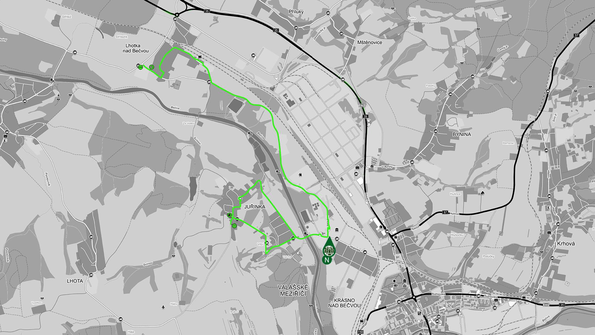 Valašská Rally - Juřinka